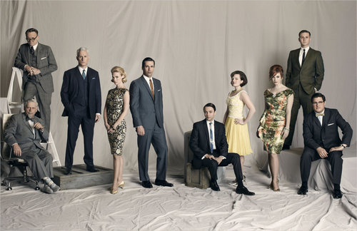 mad Men season 4 promotional Bilder