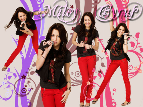 miley cyrus wallpaper 2009 - hannah-montana Photo