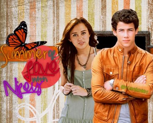 Disney Channel étoile, étoile, star Singers fond d'écran titled nazanin_niley