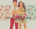 niley-nazanin - miley-cyrus-and-nick-jonas wallpaper
