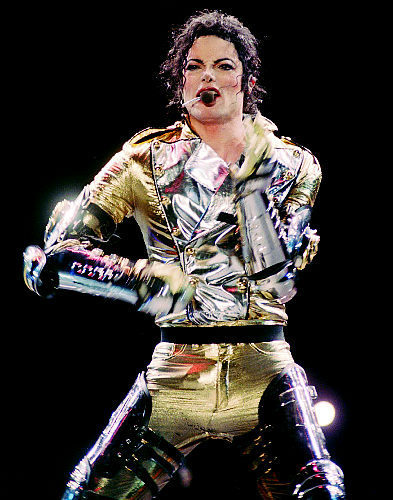 * GOLDEN HEART MICHAEL *