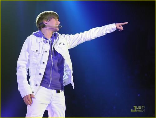 --Justin Bieber--