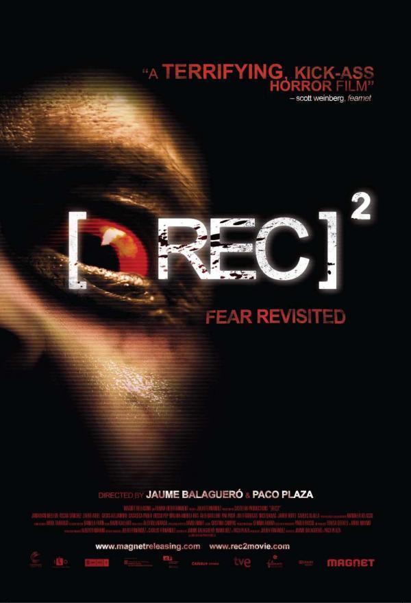 [Rec] 2 poster - Horror Movies Photo (13727505) - Fanpop