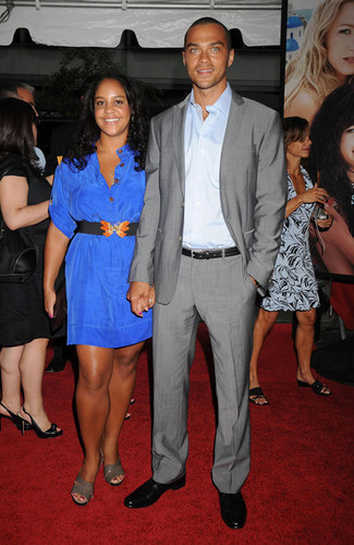 """Sisterhood 2"" premieres - jesse-williams Photo"