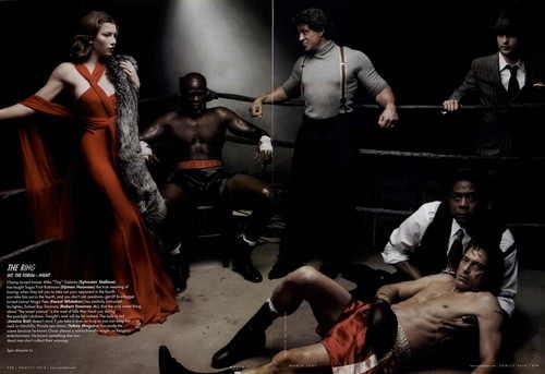 Vanity Fair - March 2007