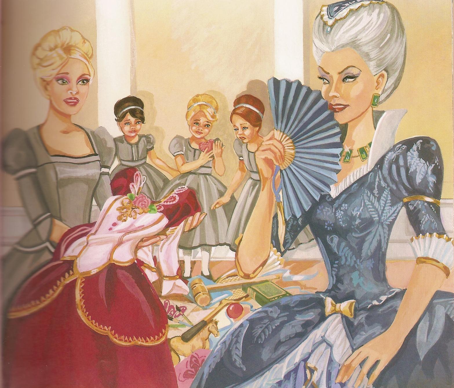 búp bê barbie 12 nàng công chúa hình n�n entitled 12 Dancing Princesses
