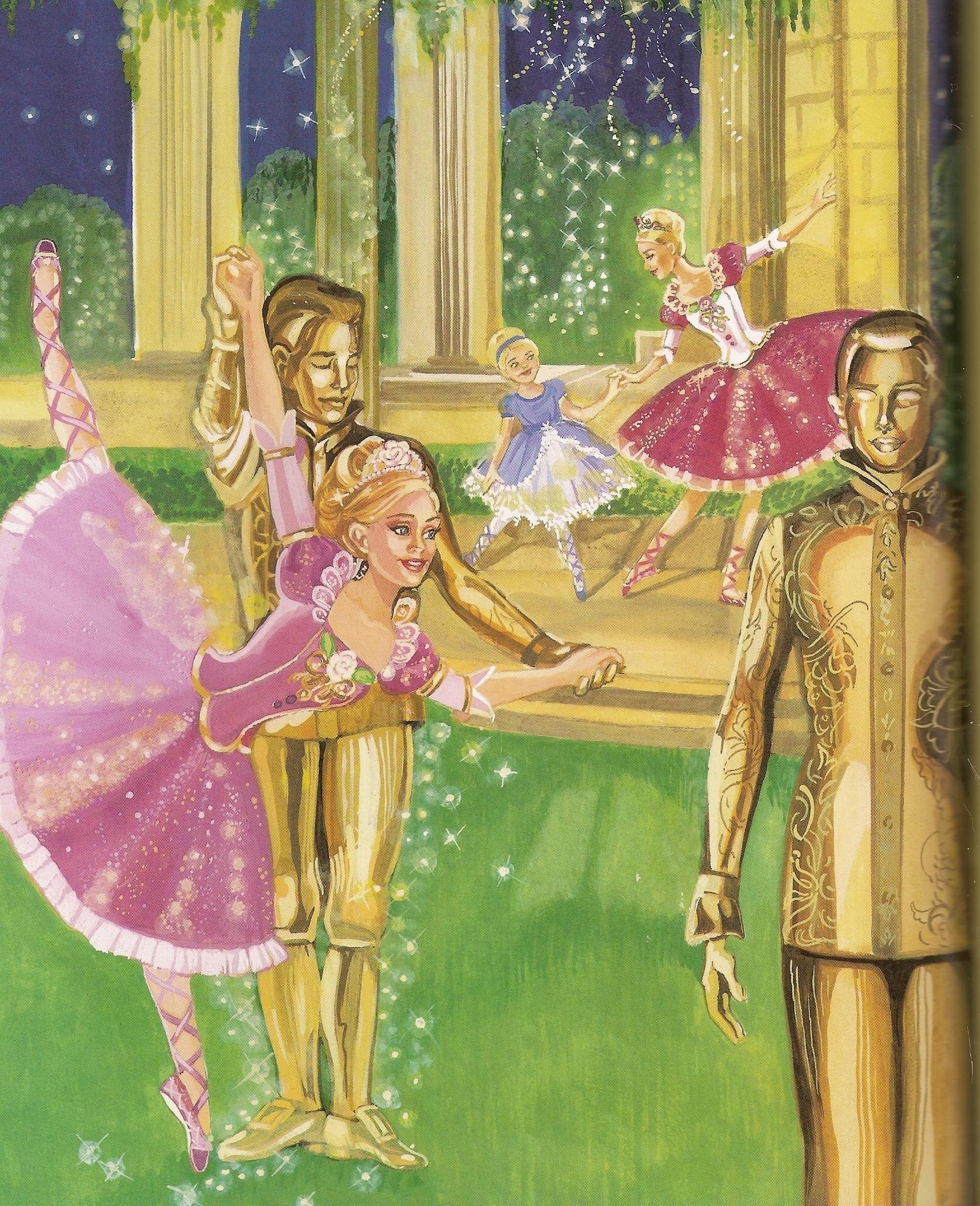 Barbie In The 12 Dancing Princesses- Soundtrack details
