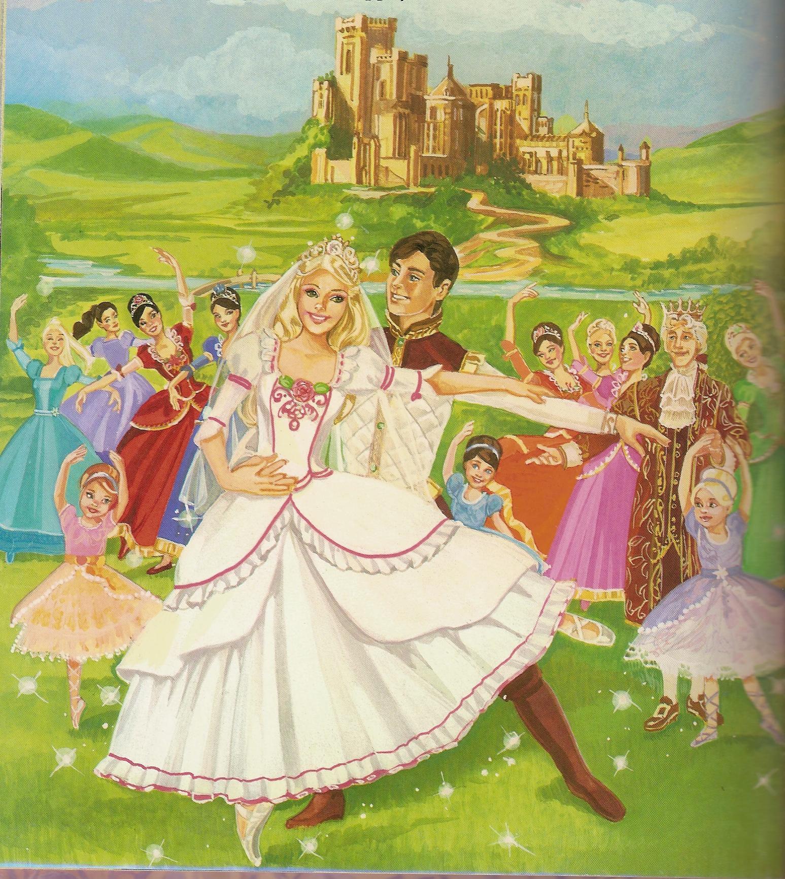 Barbie 12 dancing princesses on pinterest barbie - Barbie 12 princesse ...