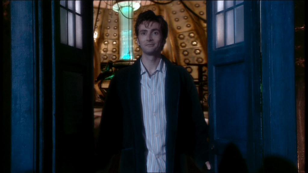 Doctor who david tennant rose