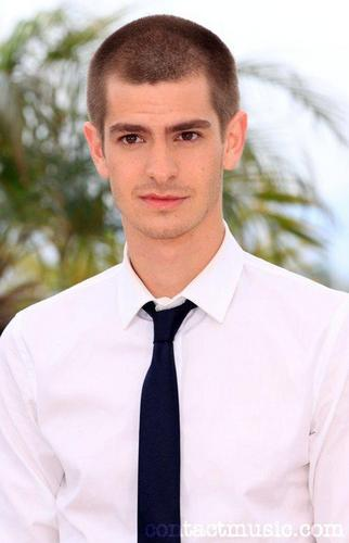"Andrew Garfield - Cannes 2009 ""Photocall"""