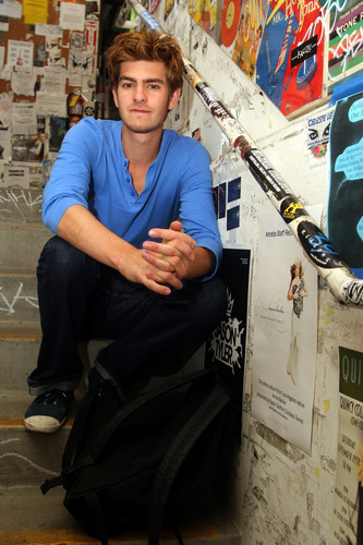 "Andrew Garfield - ""Variety 10 Actors To Watch"" 2010"