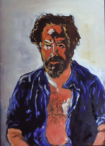 Artwork - Julian Schnabel