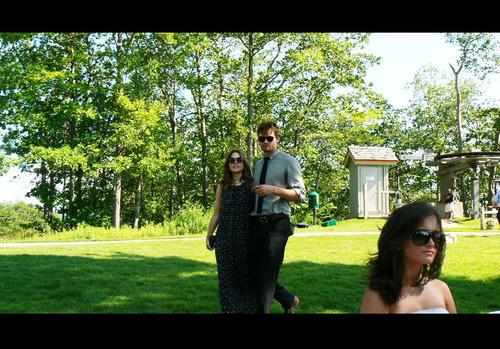 Austin and Sophia at Jana Kramer's Wedding