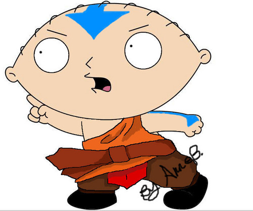 Stewie Griffin wallpaper entitled Avatar Stewie