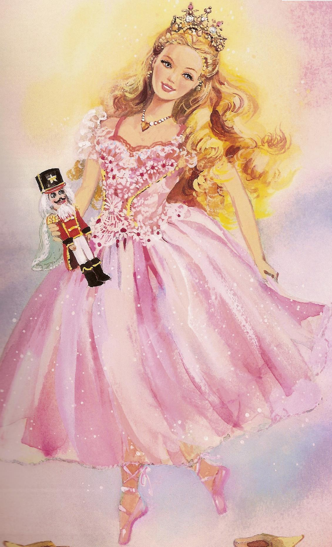 barbie in the nutcracker doll - photo #10