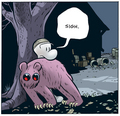 Bartleby from Jeff Smith's BONE - the-random-creatures-of-anime photo