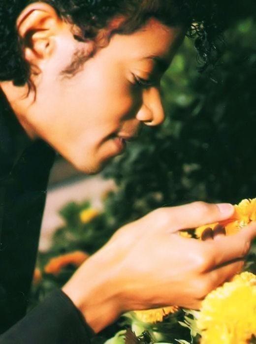 Beautiful Michael <3