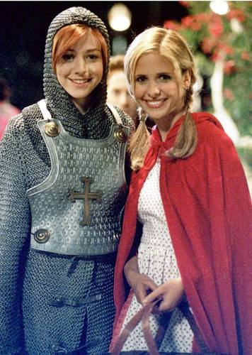 Behind The Scenes of BTVS xx