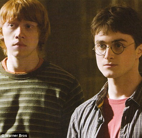 Best of Friends Potter and Weasley