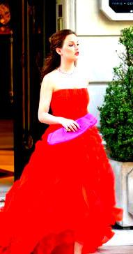 Blair Waldorf amazingness.