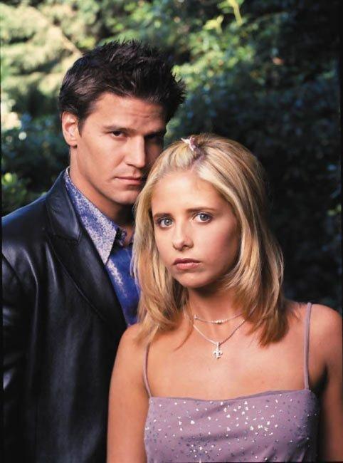Buffy & Angel S3 Promotional Stills - Bangel Photo ...