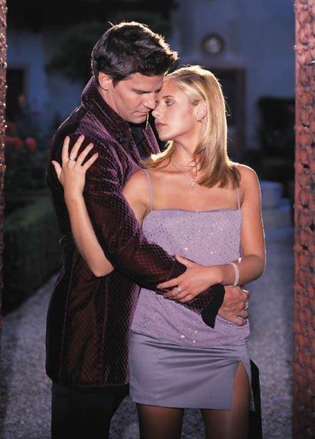 Buffy & malaikat S3 Promotional Stills