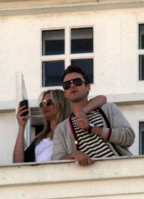 Cameron Enjoying Time In Brazil!