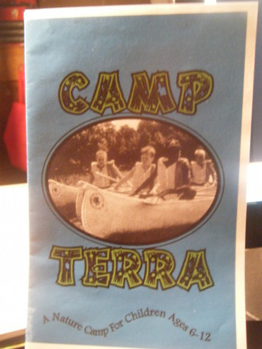 Camp Brochure (Adobe InDesign) - design Photo