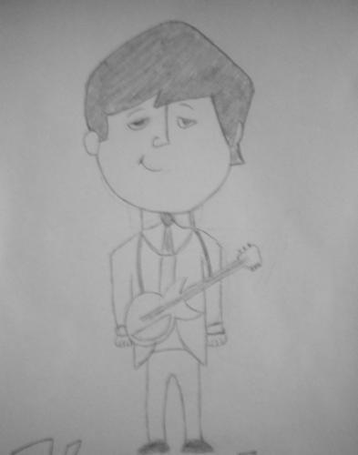 Cartoon John