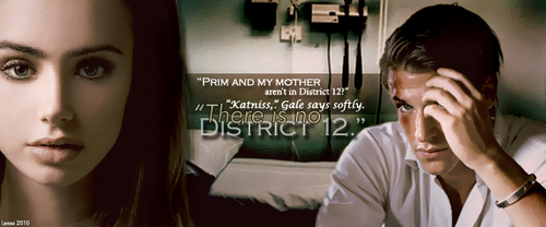 The Hunger Games wallpaper called Catching Fire - District 12