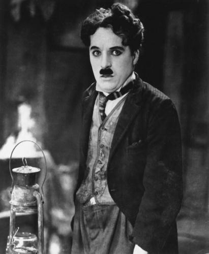 """Chaplin """"The ゴールド Rush"""""""