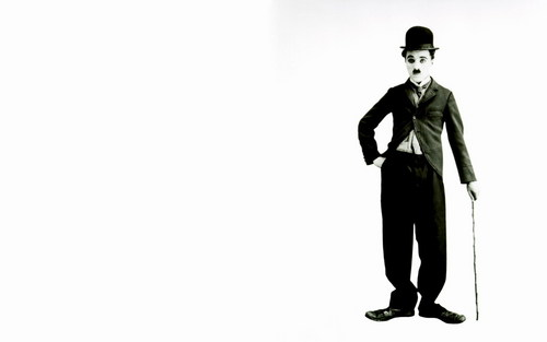 Chaplin Widescreen wallpaper