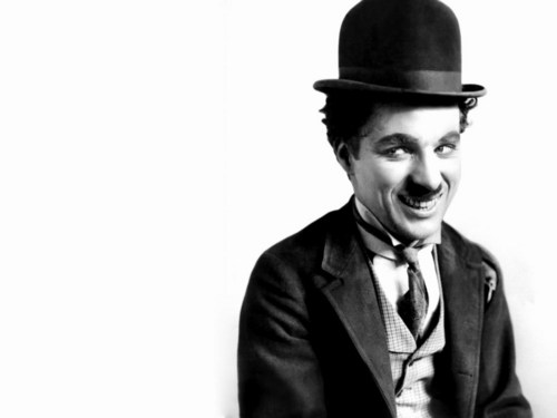 Chaplin - silent-movies Wallpaper