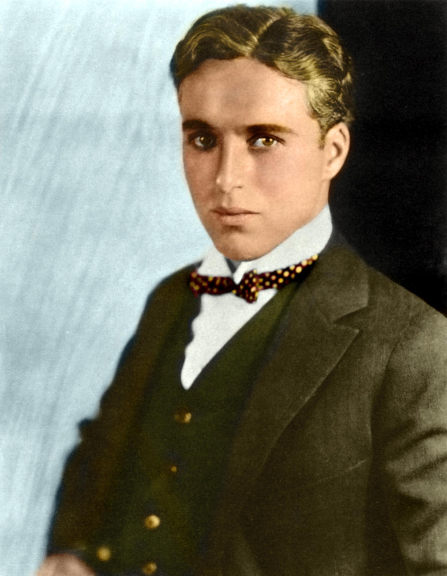 Sahar Tabar Images >> Charlie Chaplin - Silent Movies Photo (13775685) - Fanpop