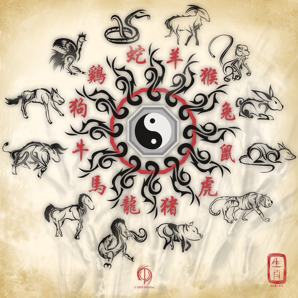Chinese Zodiac Photo 13753486 Fanpop