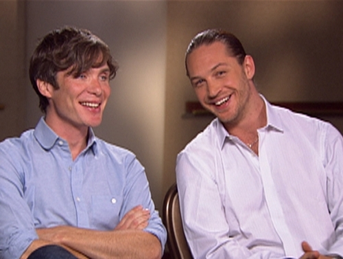 Cillian Murphy & Tom Hardy talk Inception