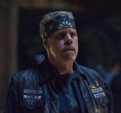 Sons Of Anarchy wallpaper titled Clay Morrow