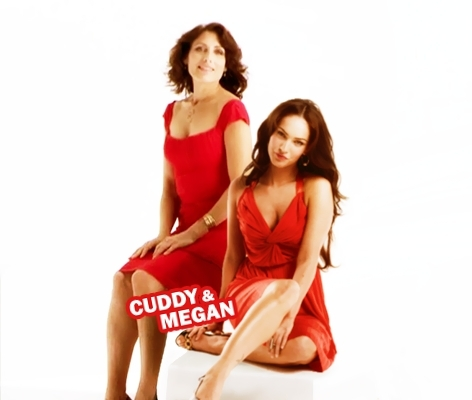 Cuddy & Megan