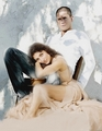 Cuddy&Wentworth Miller^____^ - dr-lisa-cuddy fan art