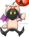 Cute Heartless Moogle - the-random-creatures-of-anime photo