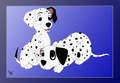 Dalmatian - dalmations fan art