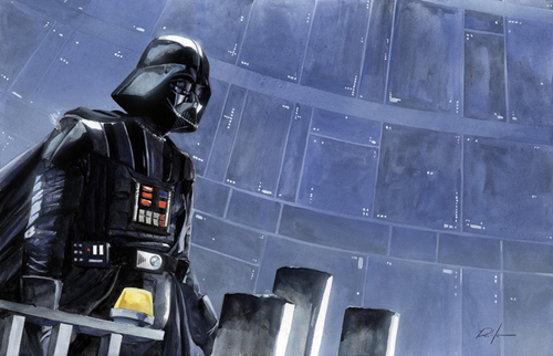 Darth Vader - darth-vader Fan Art
