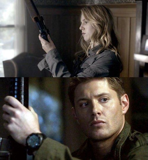 Dean and Jo - Supernatural Fan Art (3934031) - Fanpop