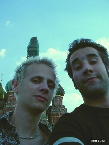Dom and Tom Kirk