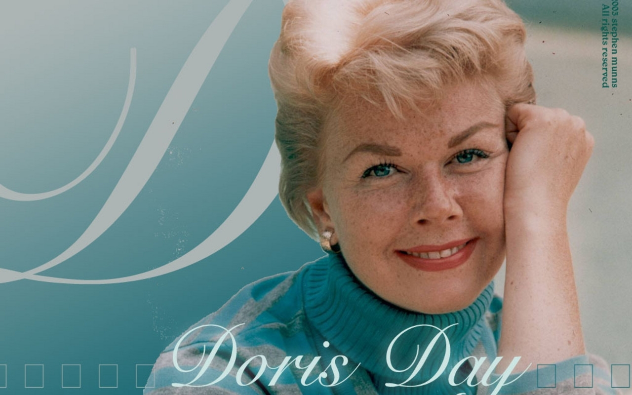 DORIS DAY - DORIS DAY Wallpaper (13783877) - Fanpop