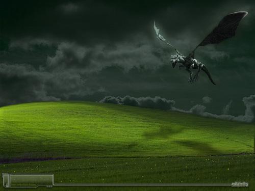 Dragons wallpaper entitled Dragon