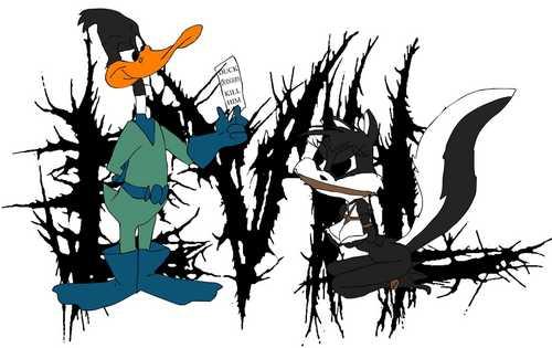 Duck Dodgers Penelope