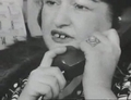 Edith Massey in Multiple Maniacs - dreamlanders screencap