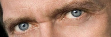 Eyes Hugh Laurie