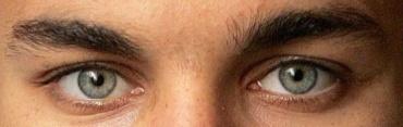 Eyes Jesus Navas